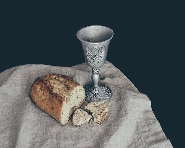 Communion: Bread and Wine