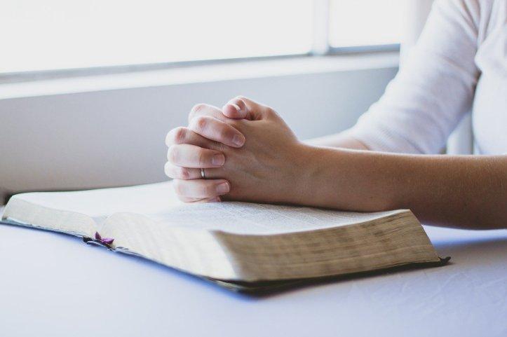 pray with gratitude