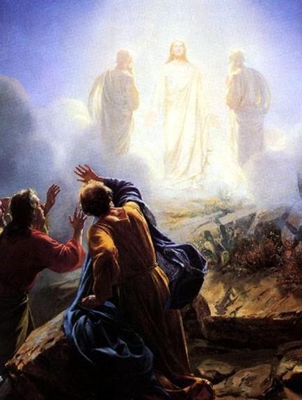 Jesus Transfiguration