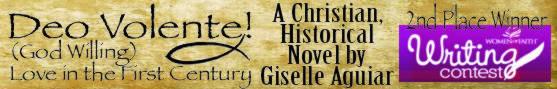 Deo Volente Christian Novel by Gsielle Aguiar