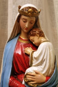 Madonna and Child - Mary and Jesus