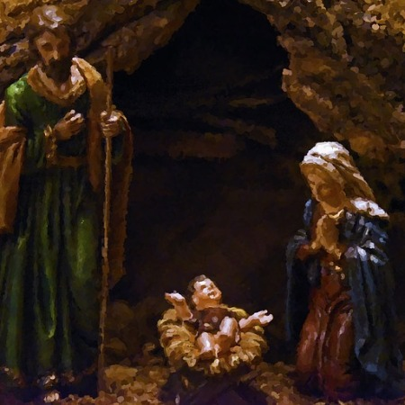 Modern Christmas Carol - Mary did you Know?