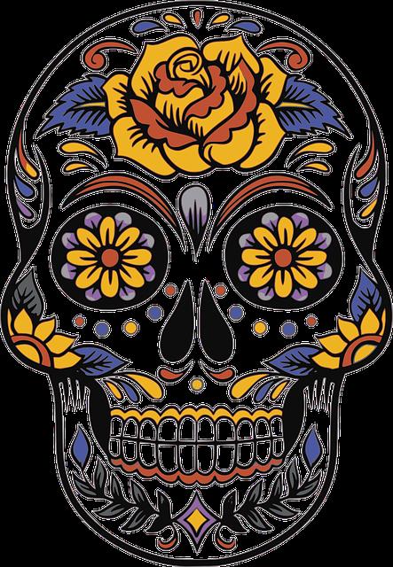 Day of the Dead, Dia de los Muertos
