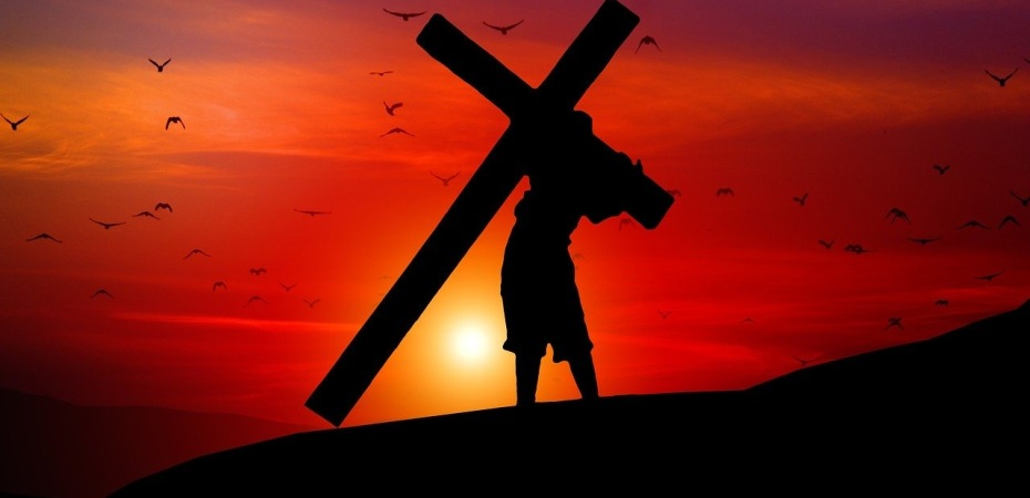 To Follow Jesus You Must Give Up Your Own Way and Take Up Your Cross Daily