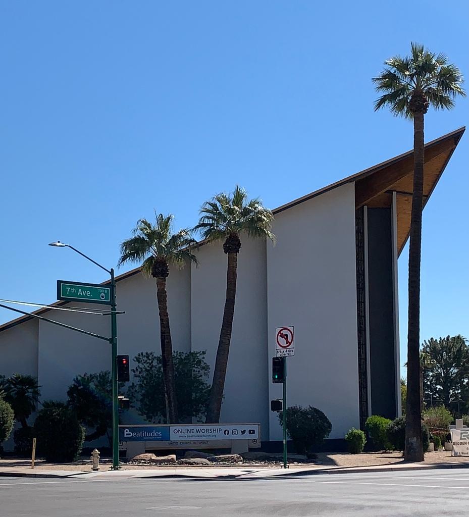 Beatitudes United Church of Christ, Phoenix, AZ