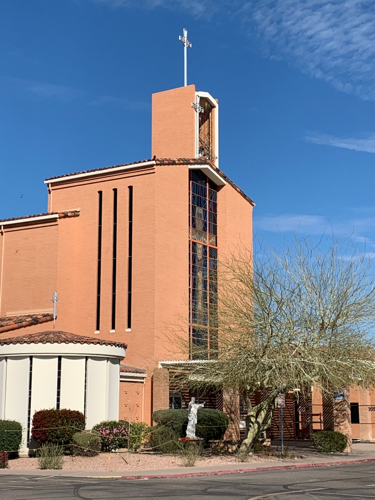 Most Holy Trinity Catholic Church, Phoenix, AZ