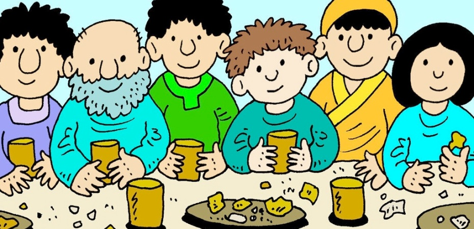 Celebrating Jewish Fests