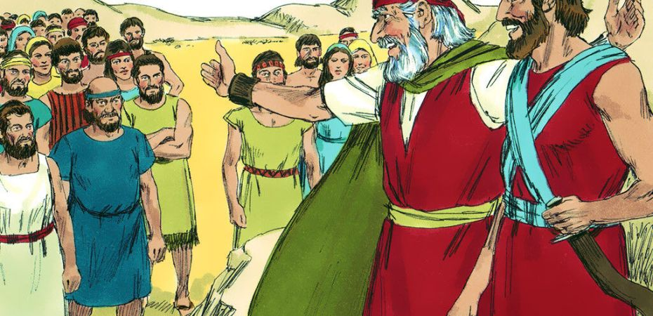 Deuteronomy: Moses gives wise advice