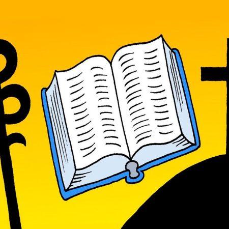 Numbers serpent Gospel Cross