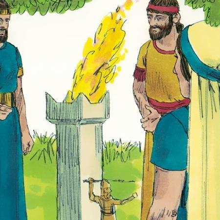 2 Kings Paganism Idol Worship