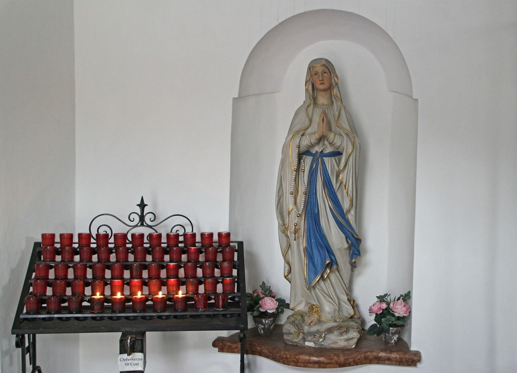 The veneration of Mary is idolatry!